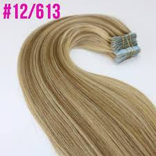tressmatch hair extensions tape in hair extensions full head remy human hair wefts