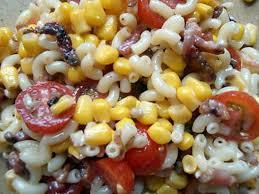 recette de salade de pâtes croustillante