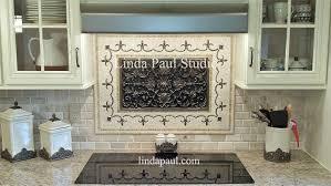 decorative tile inserts kitchen backsplash kitchen mesmerizing kitchen backsplash medallion decorative tile