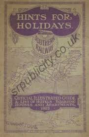 southern railway publicity