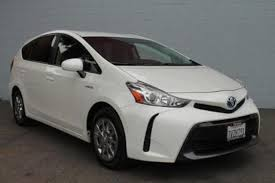 used cars toyota prius used toyota prius v for sale in los angeles ca edmunds
