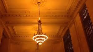 Light Fixtures Chandeliers Big Vintage Light Fixtures Chandeliers In An Old Train Station