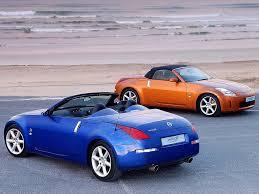 blue nissan 350z nissan 350z roadster specs 2005 2006 2007 autoevolution