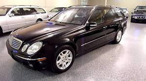 mercedes e320 wagon 2004 2004 mercedes e320 4dr wagon 3 2l 2025 sold