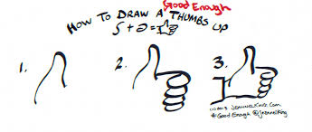 jeannelking com how to draw a good enough
