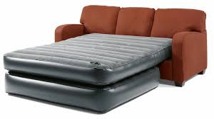 Air Mattress Sleeper Sofa An Air Mattress That Can Turn Any Sofa Into A Sofa Bed Just Take