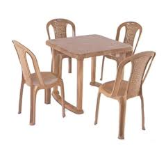 table and chairs plastic a1 furniture centre office chair powder coating furniture plastic