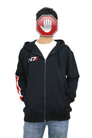 mass effect hoodie for sale n7 costume the best cosplay masks on
