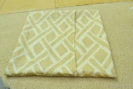 How Do I Make Cushion Covers Diy Easy Envelope Pillow Cover Tutorial Day 17 Of 31 Days Of