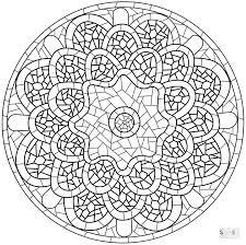 mandala coloring pages 27 free mandalas art for coloring