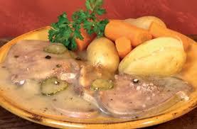 cuisine langue de boeuf langue de boeuf sauce piquante léon fargues