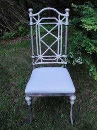 Vintage Aluminum Patio Furniture - faux bamboo furniture plain u0026 elegant antiques