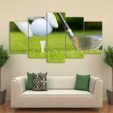 Living Room Art Paintings Online Buy Wholesale Golf Art Paintings From China Golf Art