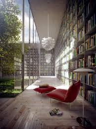 design your own home library pool backyard amazing home library design with red sofa green