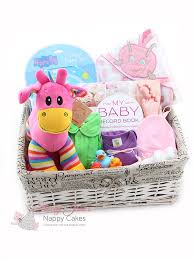 baby gift baskets delivered large baby girl baby gift basket pre assembled baby