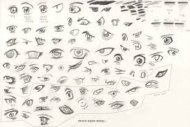 tutorial naruto anime eyes drawing tutorial 1000 images about head and face on