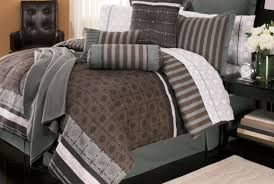 Grey Quilted Comforter Bedding Set Bedroom Quilts And Curtains Also Best Comforters