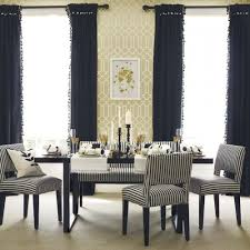 Striped Dining Chair Slipcovers Home Makeover U2013 Dining Room Chairs Slipcovers I