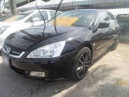 2006 black honda accord honda accord 2006 vti 2 0 automatic sedan black for rm 32 800