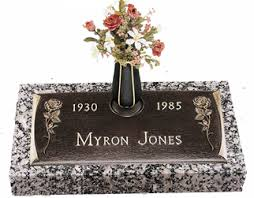 Cemetery Vases Bronze Headstones Monuments Grave Markers Cemetery Benches