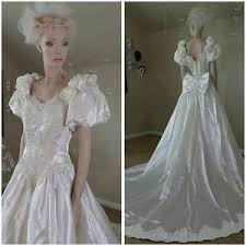 vintage ivory wedding dress beautiful vintage 90s ivory wedding gown with by david s