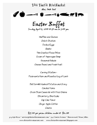 Easter Brunch Buffet by The Turtle Restaurant Eating In The Slow Lane Easter Brunch