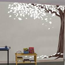 family maple tree decal blowing tree decals vinyl wall decal