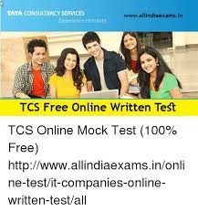 Free Memes Online - tata consultancy services wwwallindiaexamsin experience certainty
