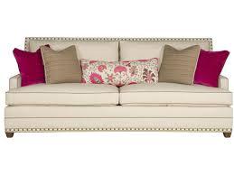 Two Cushion Sofa by Riverside Two Cushion Sofa 604 2s Vanguard Furniture Array