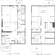 Chiropractic Floor Plans Blood Sweat And Pig U0027s Ears Step 6 Sketch Out The Floor Plan