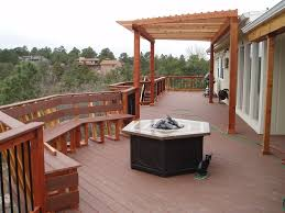 Fire Pit Mat For Wood Deck by Fire Pit In Deck Ship Design