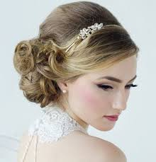 wedding hair bands bridal and wedding hair accessories notonthehighstreet