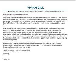 best teacher cover letter examples weareteachers