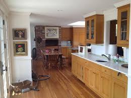 Interior Of A Kitchen Kitchen Simple White Kitchen Design Cabinets Paint Houzz