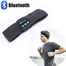 headband mp3 aliexpress buy sport wireless bluetooth hat earphone headset
