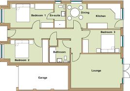 3 bedroom bungalow floor plan three bedroom bungalow designs in kenya plans home plan one 3