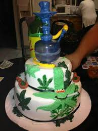 10 cannabis themed cakes perfect for celebrating herb u0027s 10th birthday