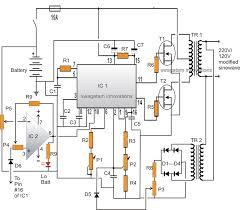 ups schematic diagram wiring diagram components