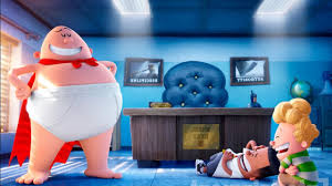 captain underpants first epic movie review