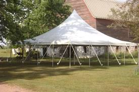 party tent rental ac sons party supplies rental