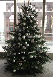White Company Christmas Decorations by Office Christmas Trees Decorations London Modern Tree Idolza