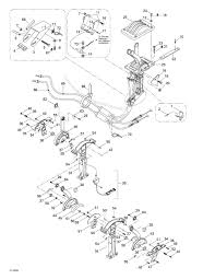 throttle assembly detailed assembly diagram seadoo forums