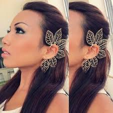 what is ear cuff 37 best tribal images on ear ear cuffs and ears