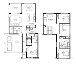 4 bedroom 2 storey house plans house plans