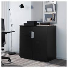 Ikea Shoe Cabinet Galant Cabinet With Doors Birch Veneer Ikea