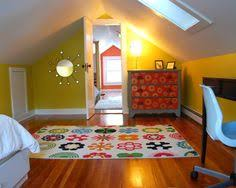 low ceiling attic bedrooms make an attic superspecial for