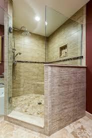 stone bathroom floor mirror storage design wooden cabinets dual