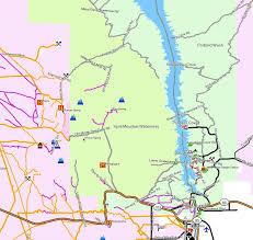 lake mead map lake mead nra lake mohave california trail map