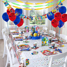Super Mario Decorations Super Mario Party Ideas Party City