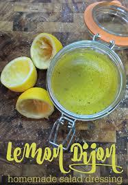 dressing recipes homemade lemon dijon miss information